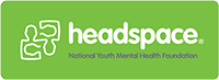 Headspace logo - Shame associated with chronic anxiety and panic attacks