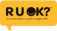RUOK logo - Shame associated with chronic anxiety and panic attacks