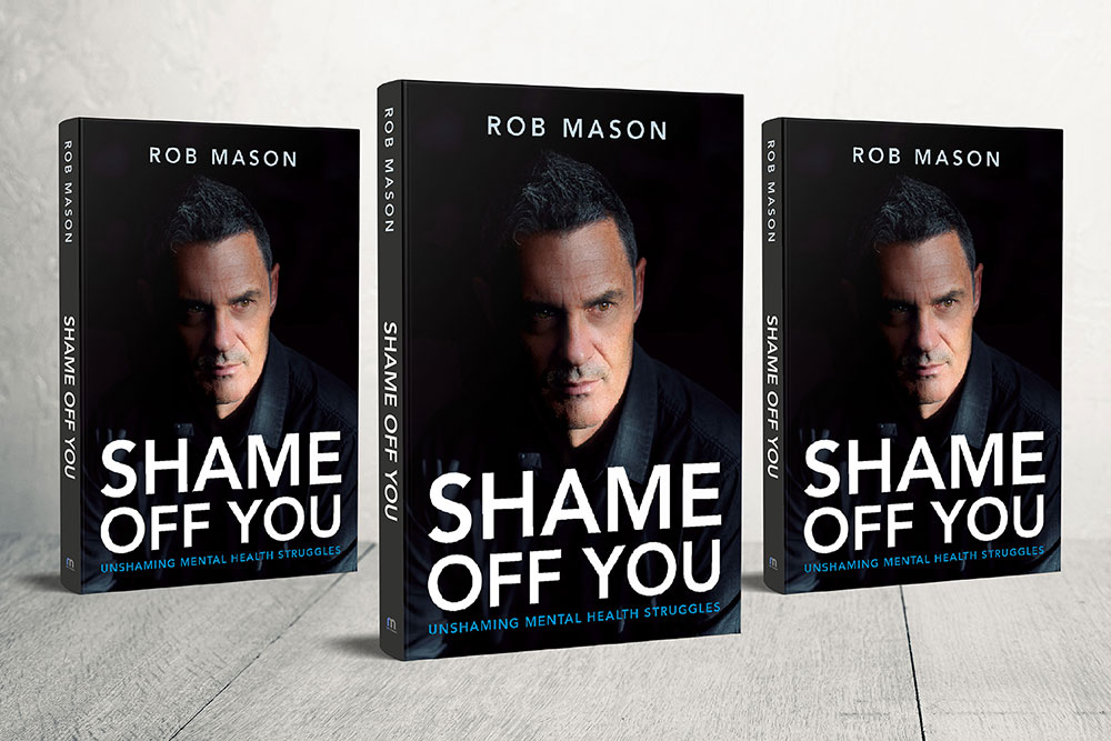 Rob Mason Book - Shame Off You