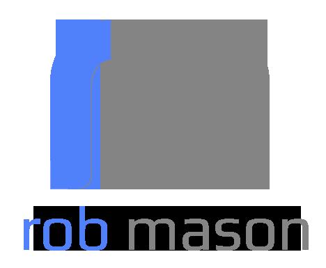 Rob Mason Logo Transparent