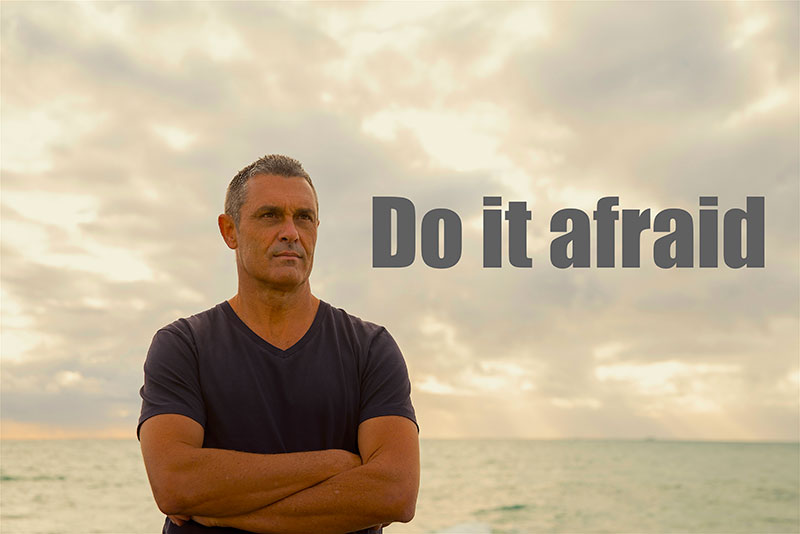 Rob Mason Blog - Do It Afraid