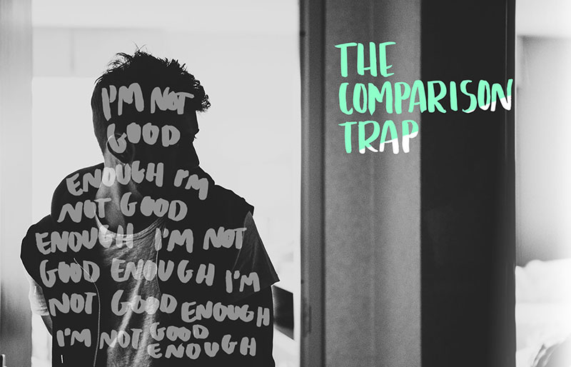 Rob Mason - The Comparison Trap