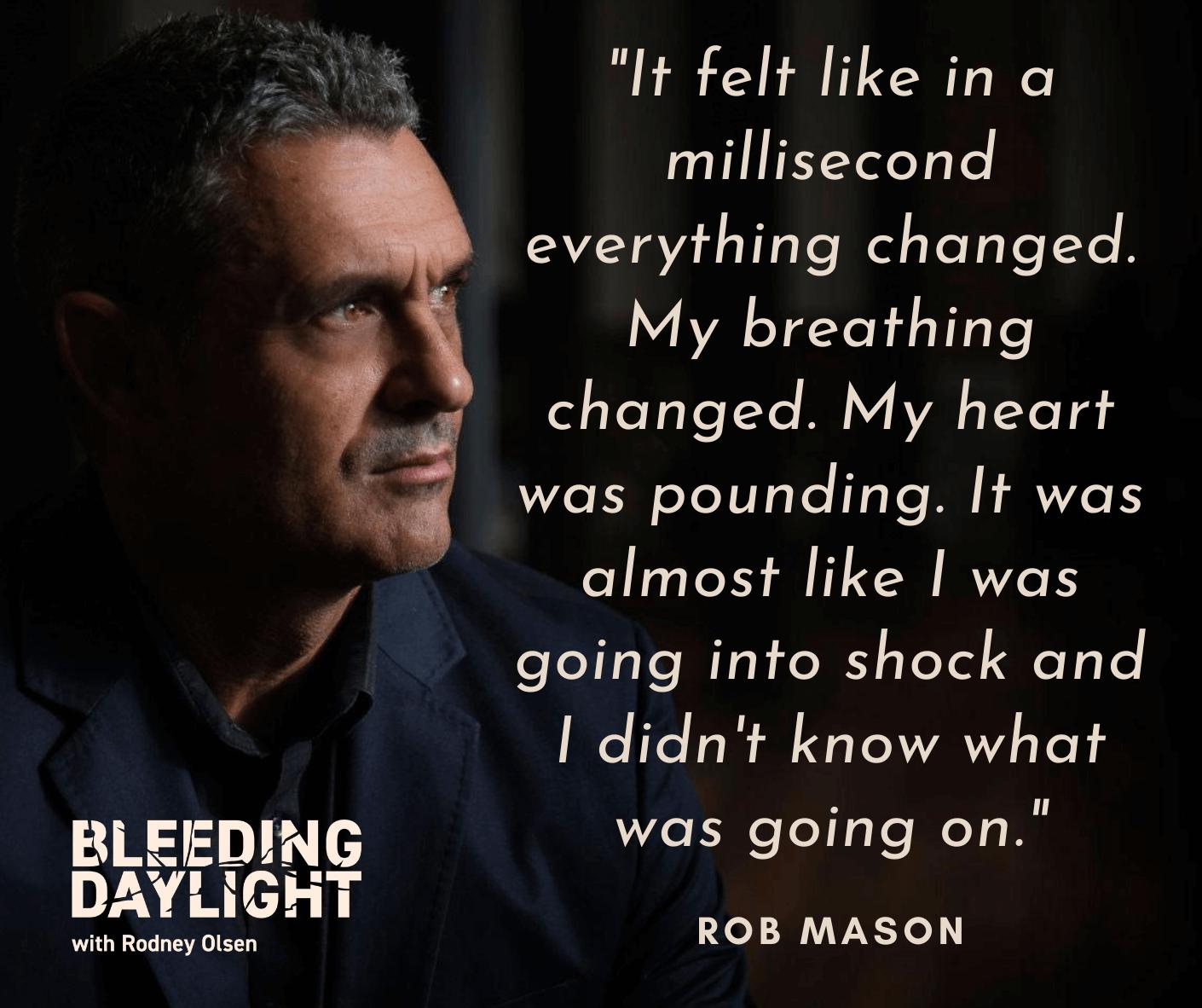 Rob Mason - Podcast